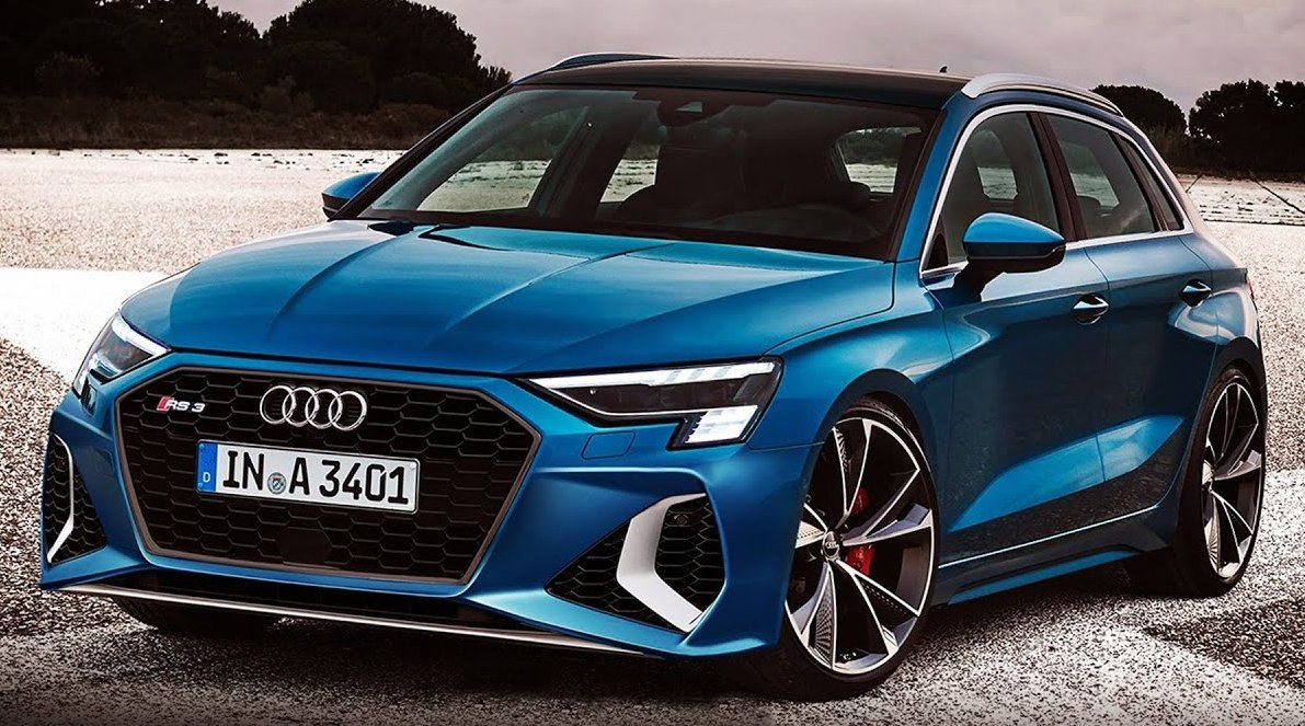 .Audi RS3