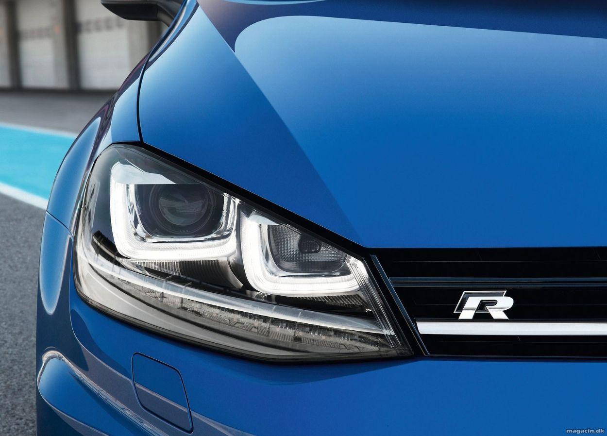 .Volkswagen Golf R
