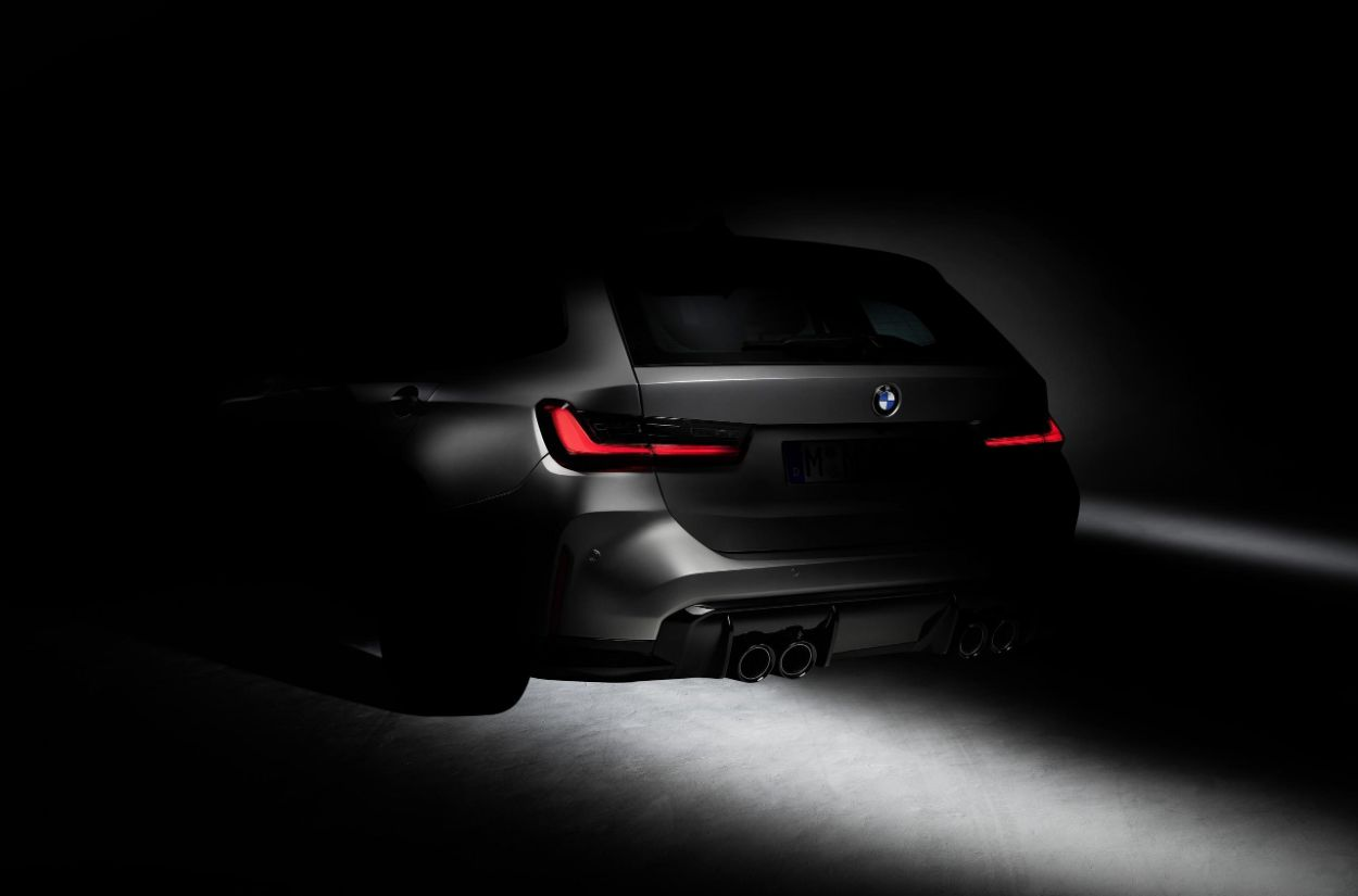 .BMW M3 Touring