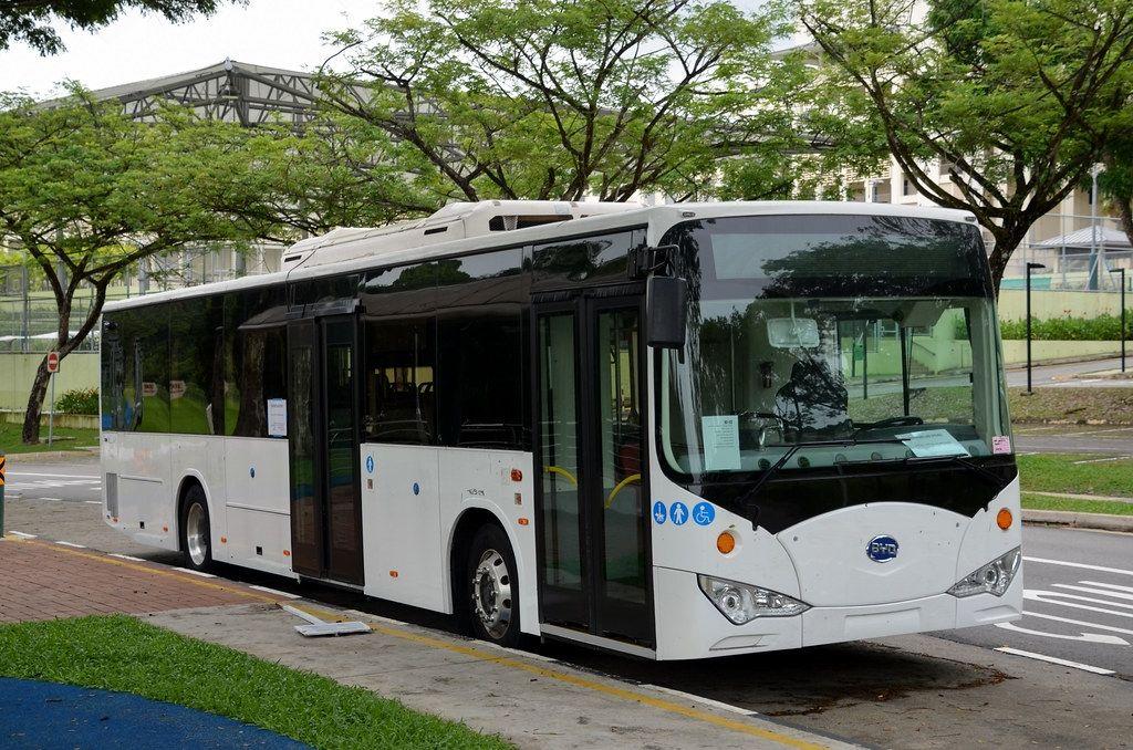 . Flickr BYD K9 Electric Bus