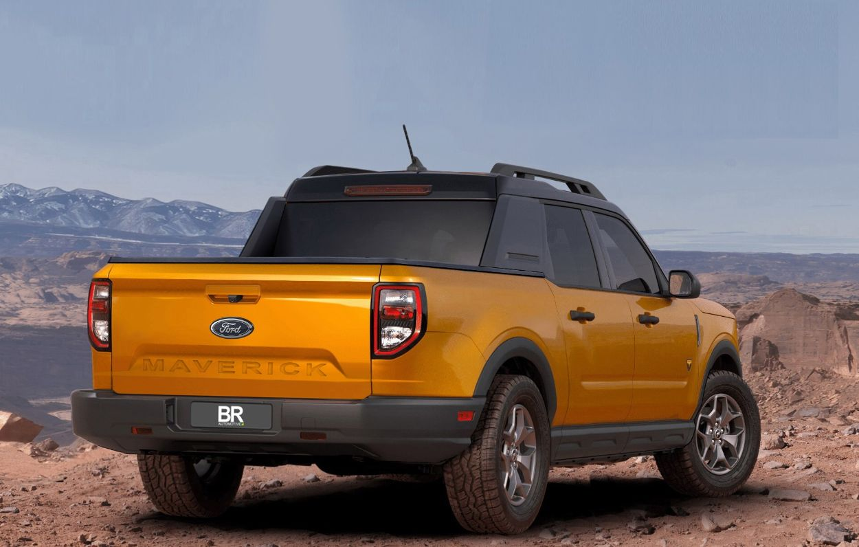 .Ford Maverick