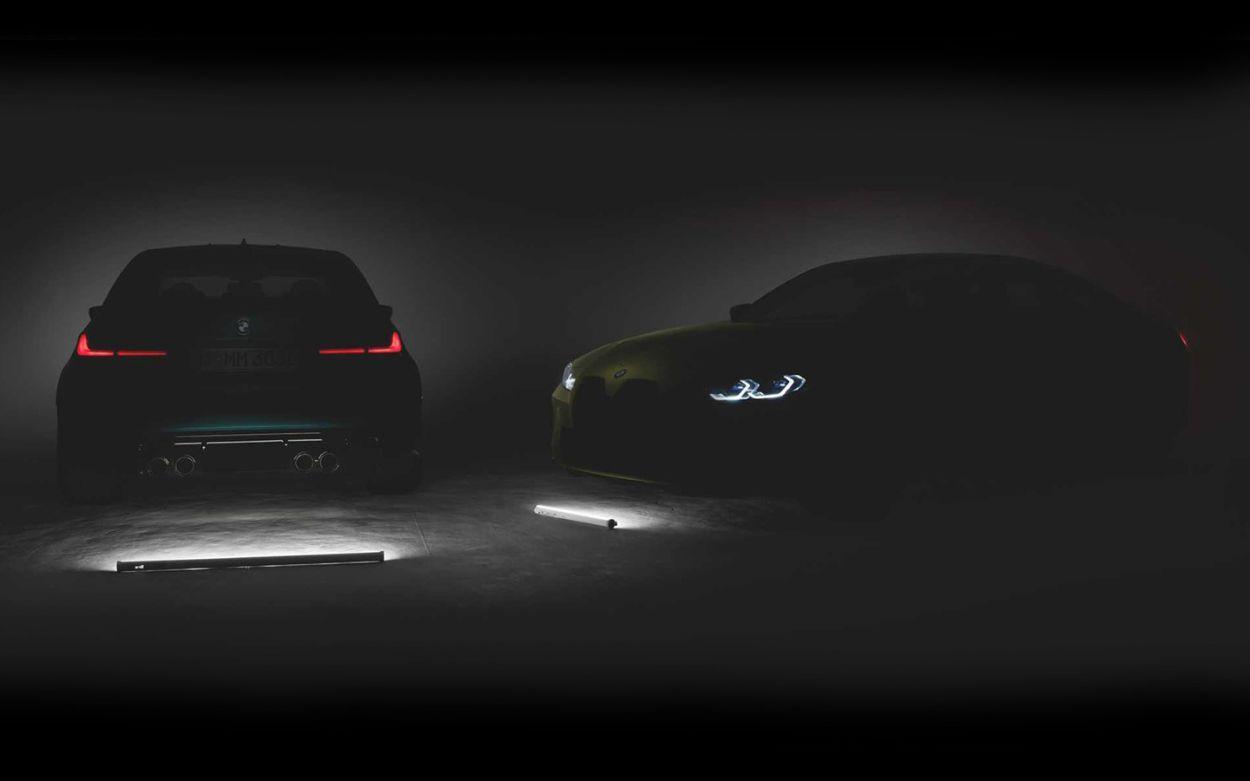 .BMW M3 & BMW M4