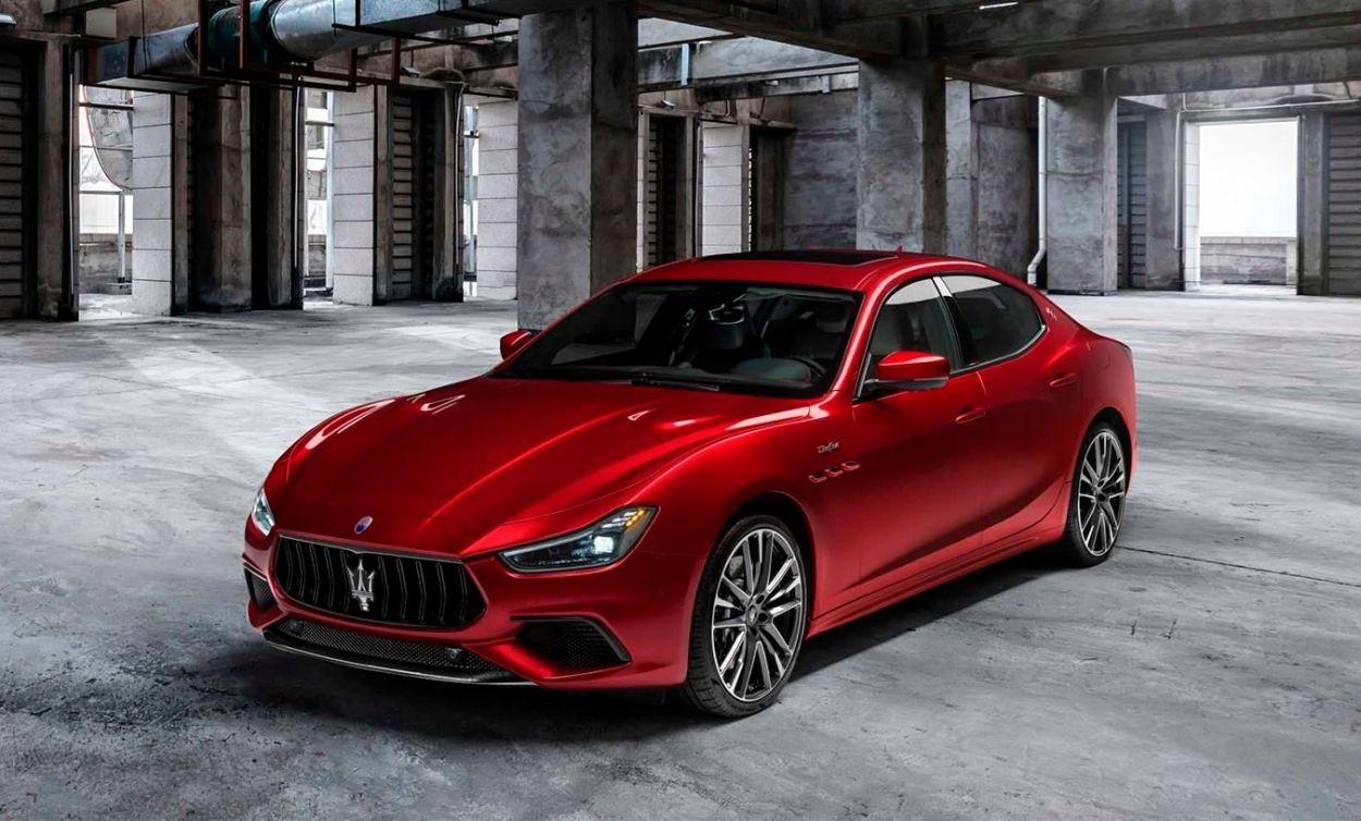 .Maserati Trofeo