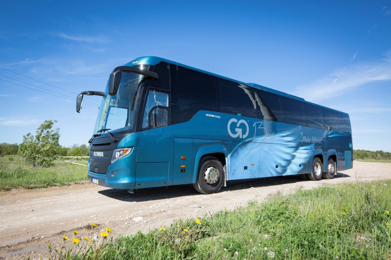 .Buss (Foto: GoBus)