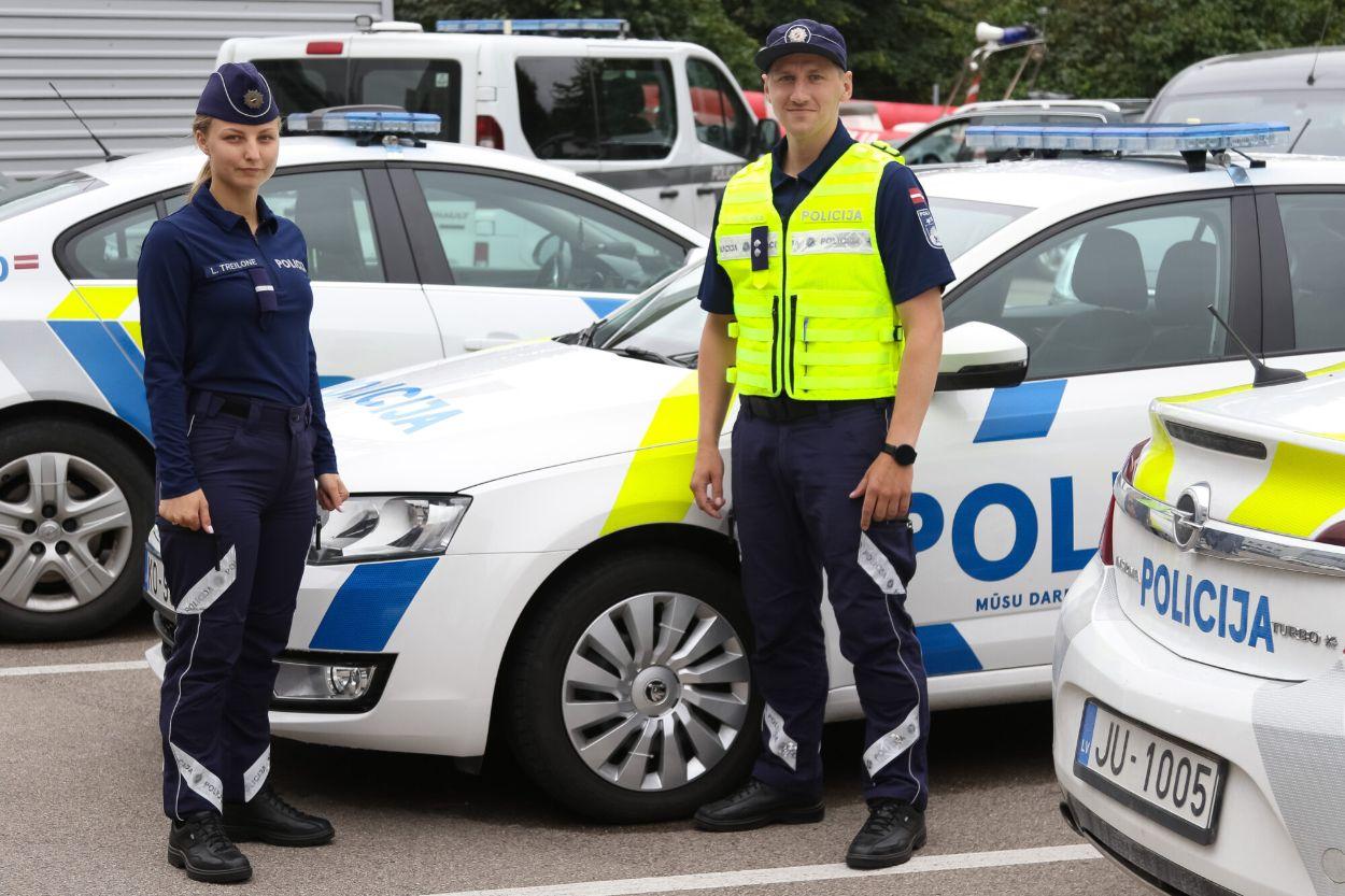 .Läti politsei