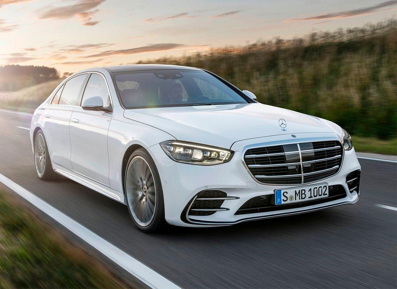 .Mercedes-Benz S-Class