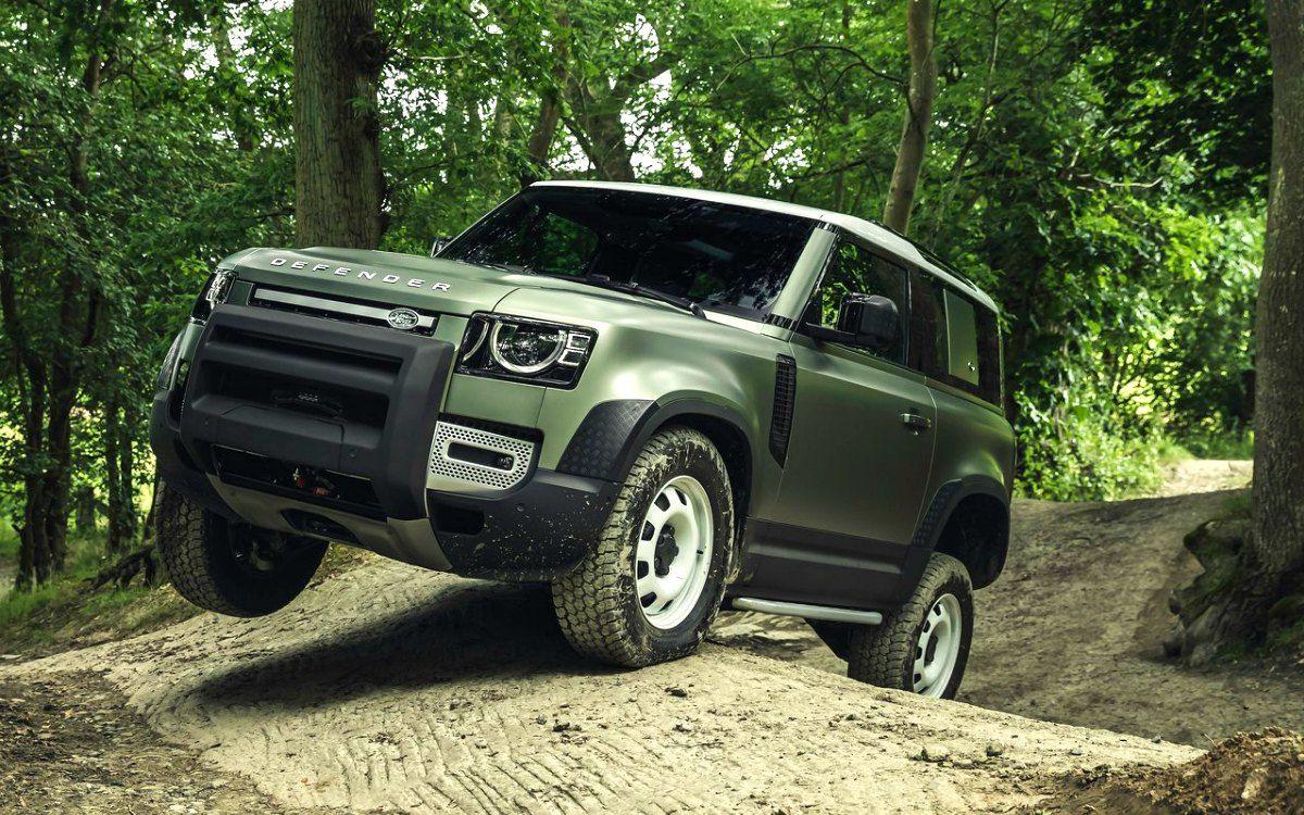 .Land Rover Defender X-Dynamic
