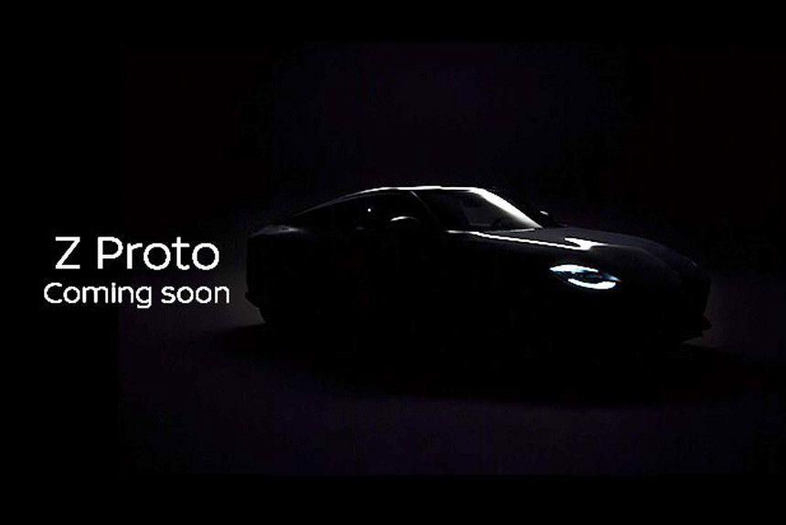 .Nissan Z Proto