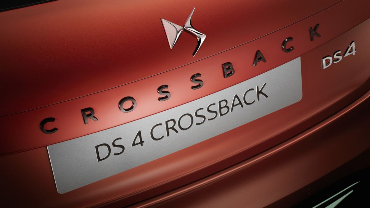 .DS 4 Crossback