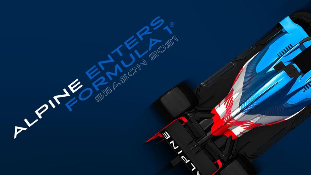 .Alpine F1 Team