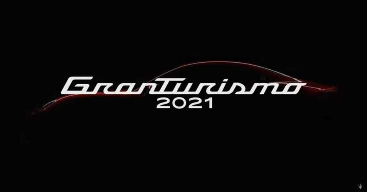.Maserati GranTurismo