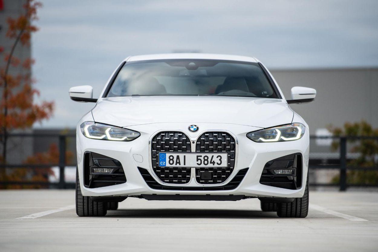 .BMW 4. series