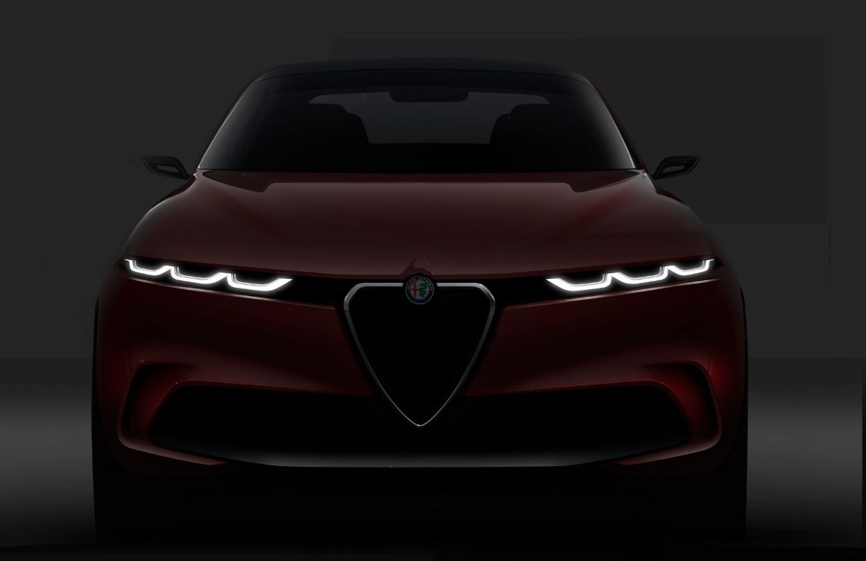 .Alfa Romeo Tonale
