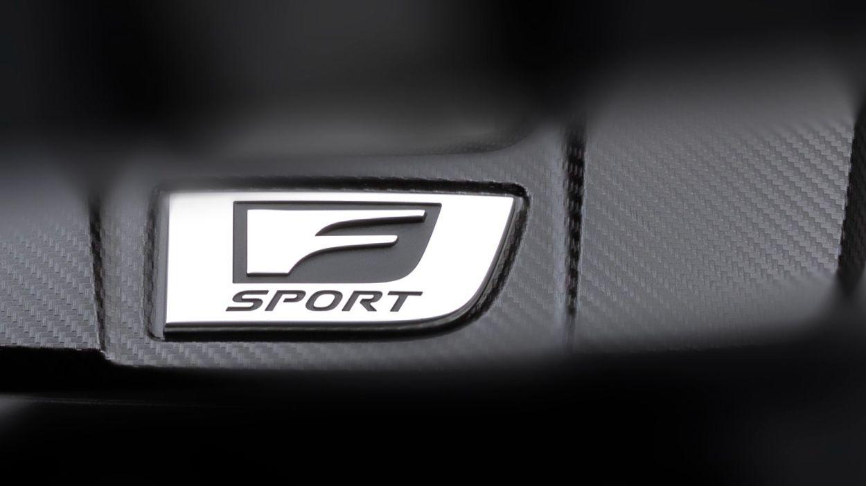 .Lexus F SPORT