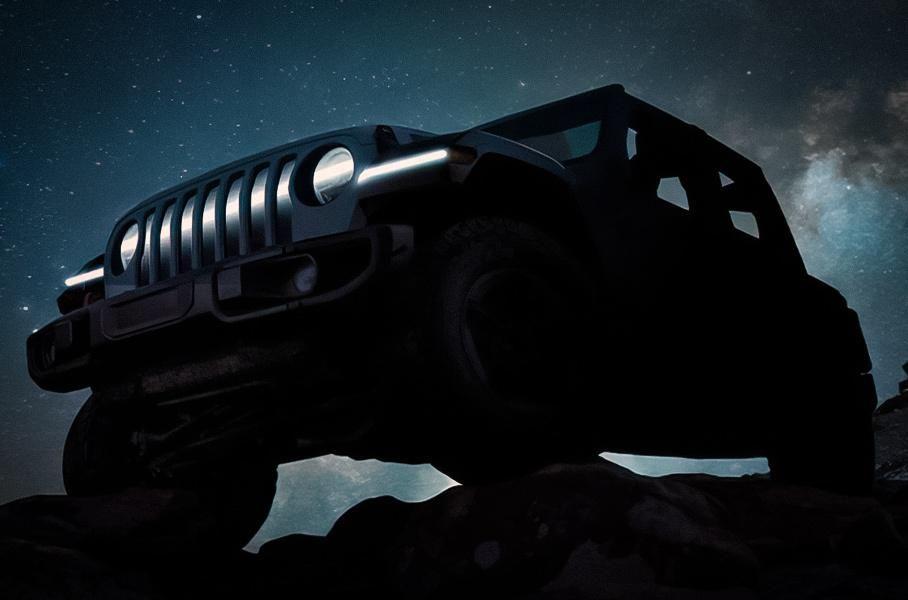.Jeep Wrangler BEV