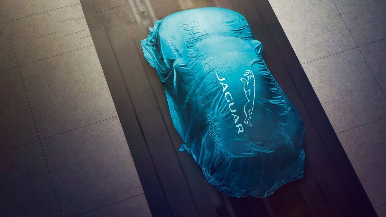 .Jaguar Vision Gran Turismo SV Concept