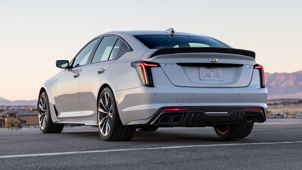 .Cadillac CT5-V Blackwing