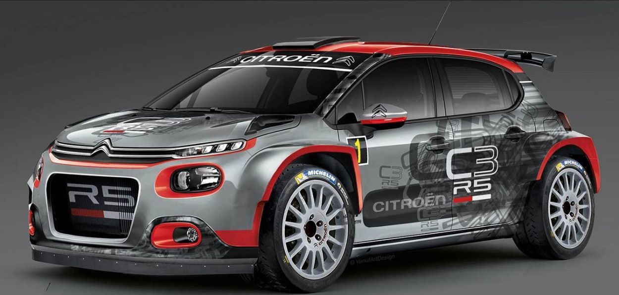 .Citroën C3 Rally2