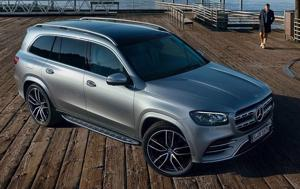 Mercedes-Benz GLS 2020: первые...