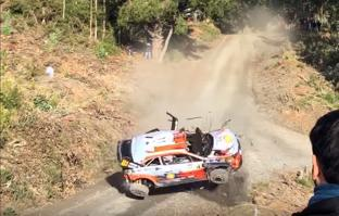 VIDEO: Thierry Neuville tegi Tšiili...