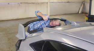 James May seletab mis vahe on spoileril ja antitiival