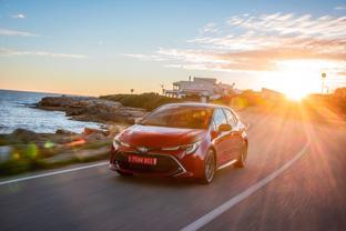 .Toyota Corolla
