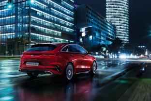 Viie minuti test:  Kia ProCeed