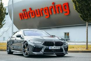 .AC Schitzer BMW M8 Gran Coupe Competition